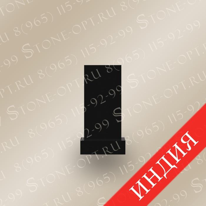 Памятник прямой из Absolut Black S-2