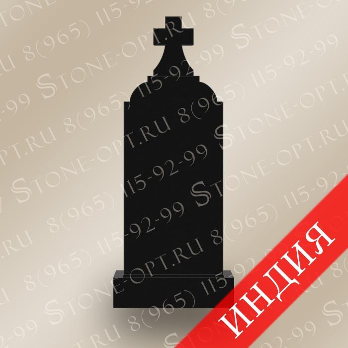 Памятник резной из Absolut Black R-5