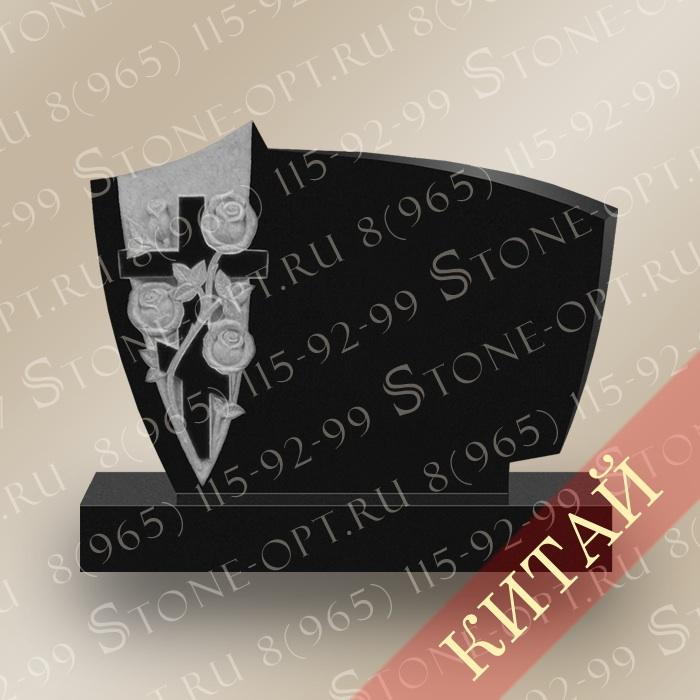 Горизонт с крестом из Shanxi Black E-4