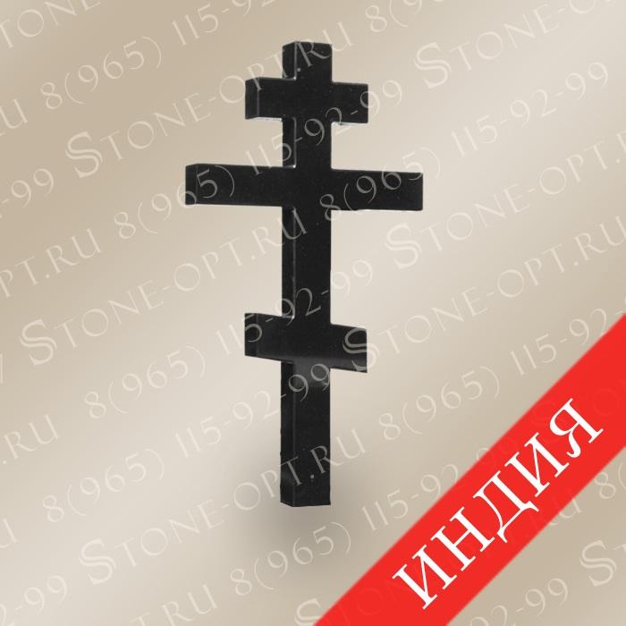 Крест из Absolut Black K-2