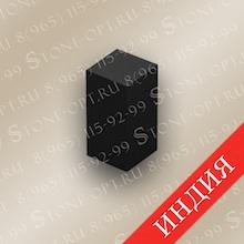 Столбик цокольный прямой из Absolut Black Z-8