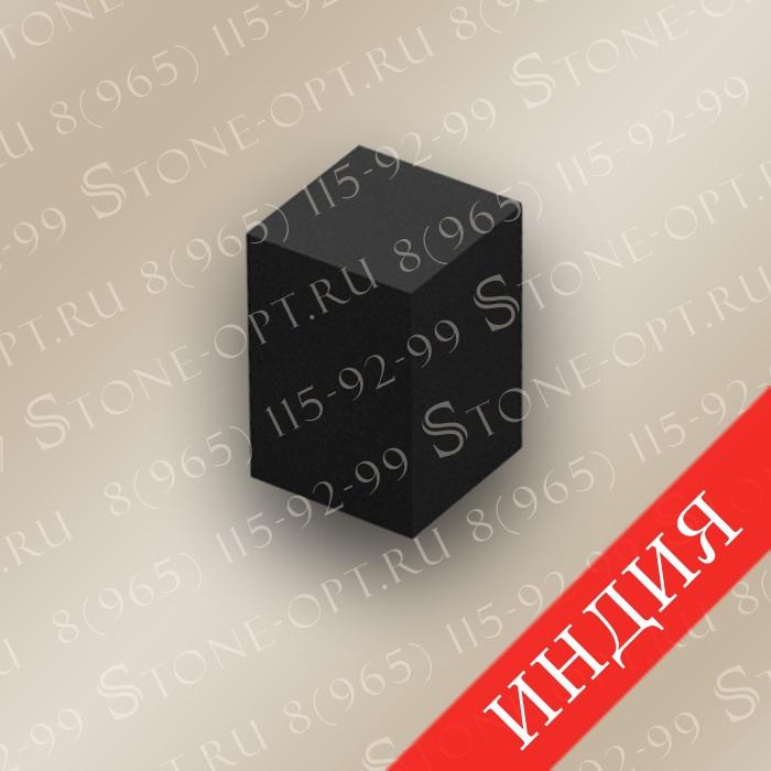 Столбик цокольный прямой из Absolut Black Z-9