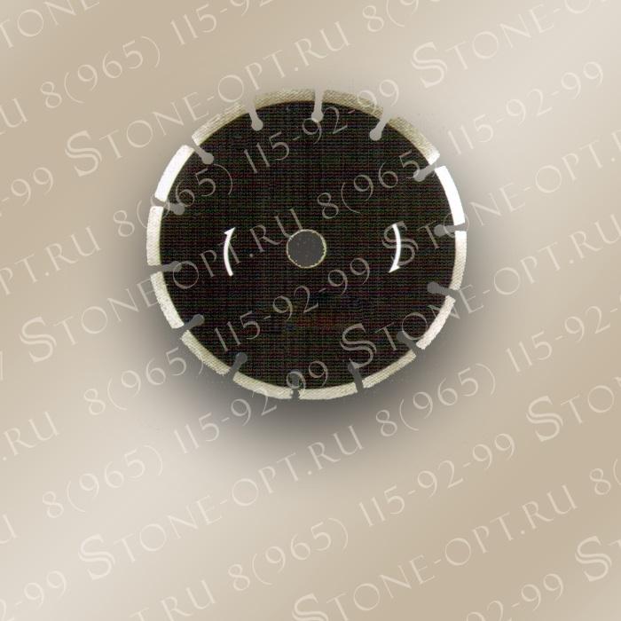 диск сегментный с фланцем (D125 х M14)