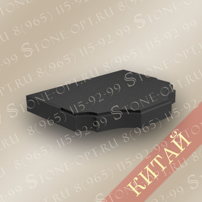 Плита из Shanxi Black Z-17