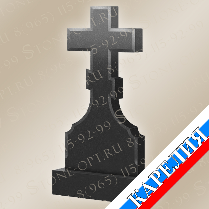 Крест резной КВ0650