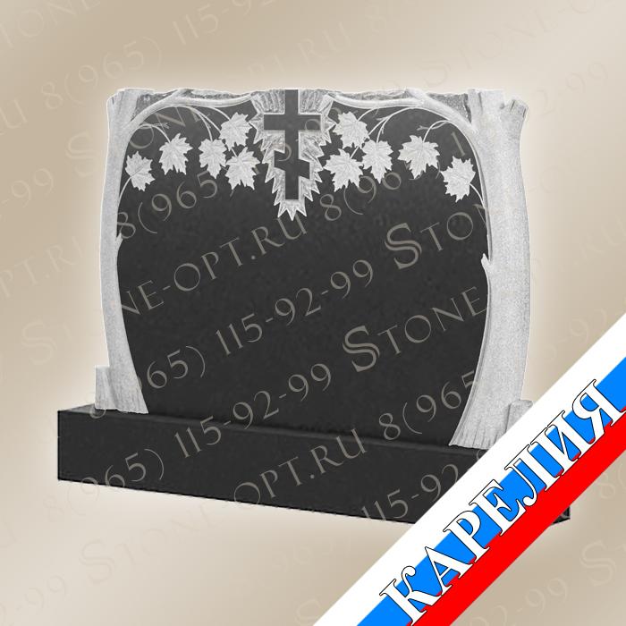 Горизонт клёны с крестом КГ3503