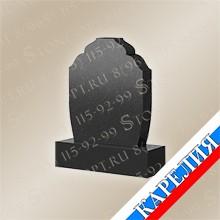 Округлый фигурный №11 под крест КК7104