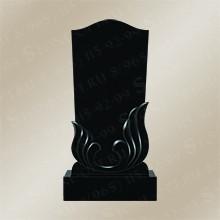 Памятник резной из Shanxi Black R-10