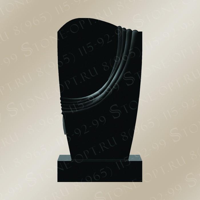 Памятник резной из Shanxi Black R-12
