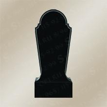 Памятник резной из Shanxi Black R-23