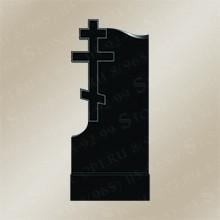Памятник резной из Shanxi Black R-30