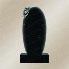 Памятник резной из Shanxi Black R-7