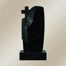 Памятник резной из Shanxi Black R-9