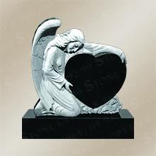 Сердце ангела из Shanxi Black D-2
