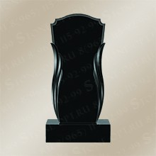 Памятник резной из Shanxi Black R-26